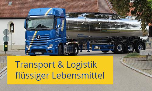 Transport von losen Gütern