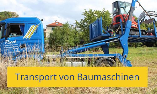 Transport von Flüssigkeiten
